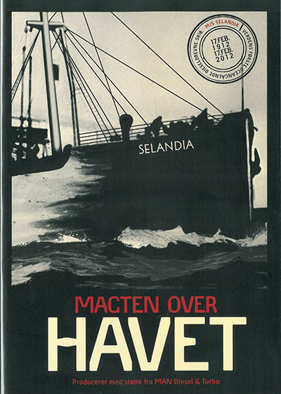 DVD: Magten over havet - Om m/s SELANDIA